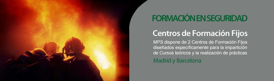 Centros de Formación Madrid y Barcelona