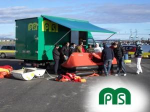 Equipos Supervivencia en el Mar MPS Formación en Seguridad
