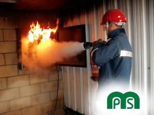 Prácticas con C02 MPS Formación en Seguridad