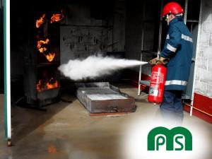 Prácticas con Extintores MPS Formación en Seguridad