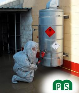 Prácticas Riesgo Químico MPS Formación en Seguridad